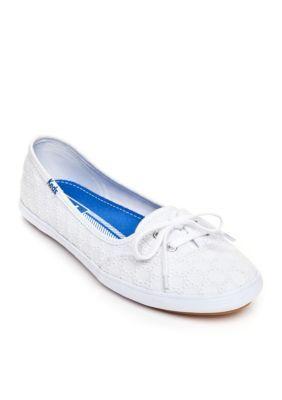 Keds  Teacup Eyelet Slip-On Shoe