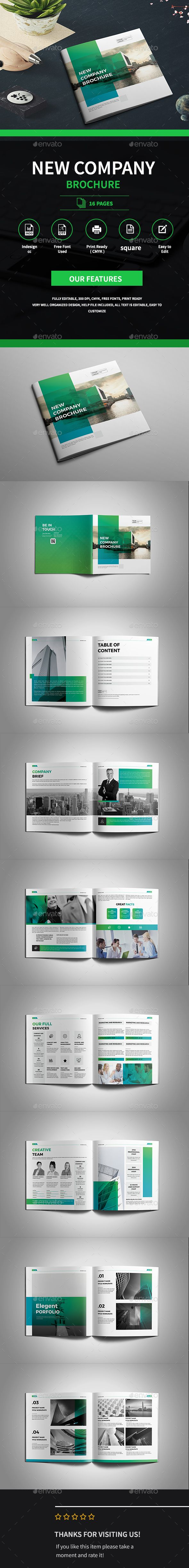 Square Company Profile Brochure - Corporate Brochures Download here : https://graphicriver.net/item/square-company-profile-brochure/19474826?s_rank=25&ref=Al-fatih