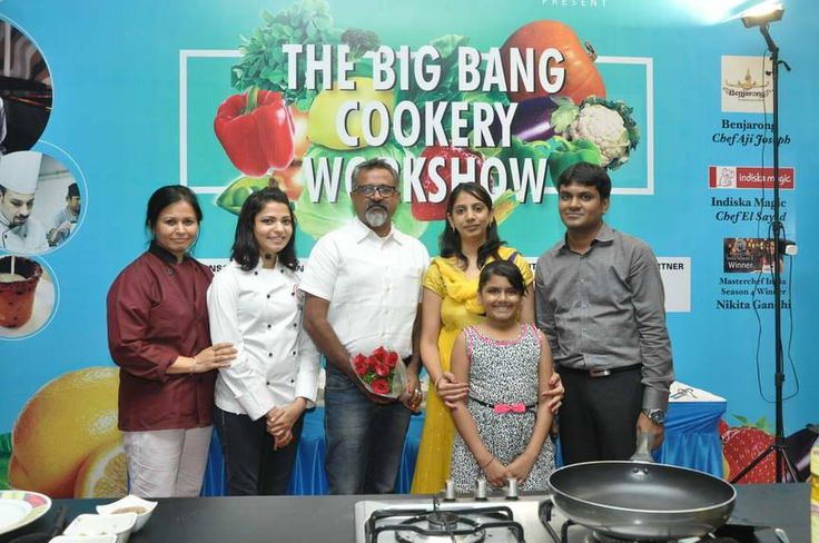 ‪#‎Gulabs‬ was a proud partner to The Big Bang Cookery Workshop with BIG BANG Events, Chennai Gulabs products were used in the preparation of these delicious foods. To buy Gulabs Garam Masala.