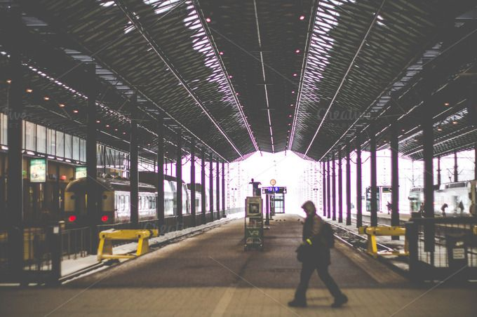 Train by LarisaDeac on @creativemarket