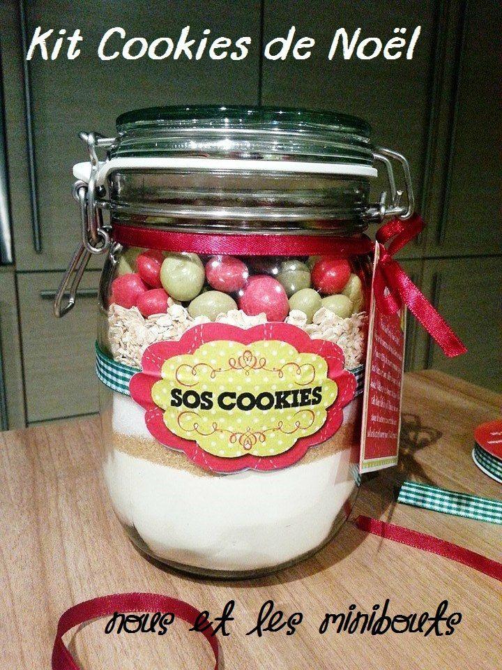 Kit Cookies de Noël 2