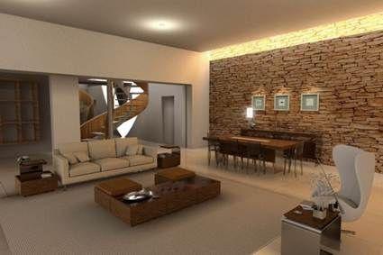 25 best ideas about paredes de piedra on pinterest - Paredes de piedra natural ...