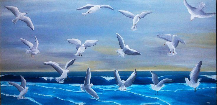 My seaguls