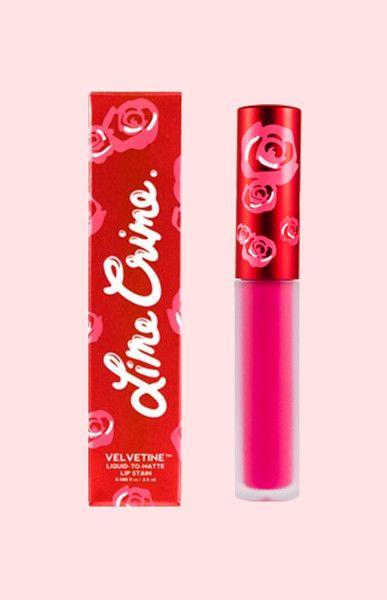 Lime Crime Velvetines Pink Velvet #BBFEST #beginningboutique
