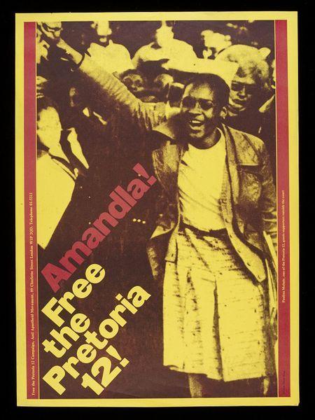 Poster circa 1980.
