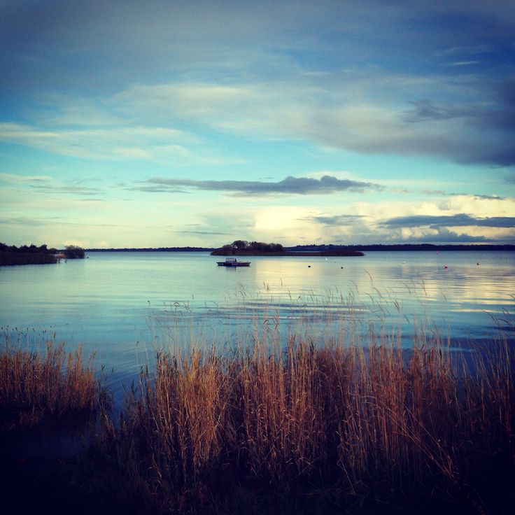 Winter Calm on Lough Ree, Athlone