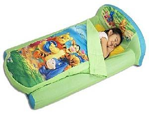 Toddler Inflatable Travel Bed