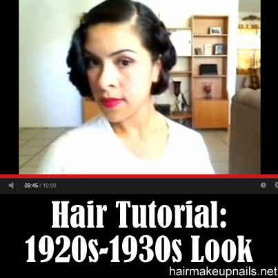 1000 ideas about 1920s long hair on pinterest flapper