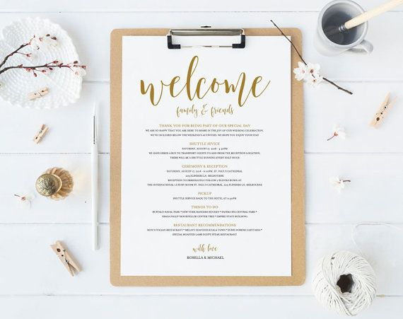 33 best Wedding Itinerary images on Pinterest