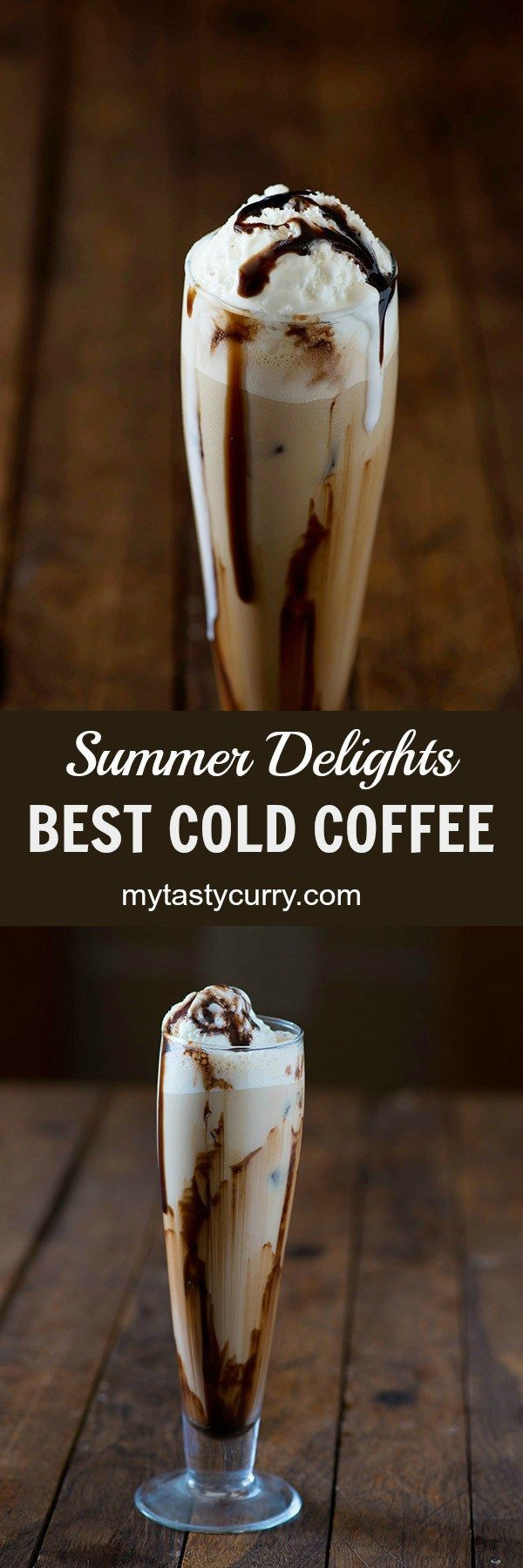 Best Cold Coffee recipe in 5 Minutes. Cold coffee/Iced Coffee recipe which is creamy and frothy just like you get in your favorite cafe. Learn to make a perfect glass of cold coffee with step by step method shown in the video