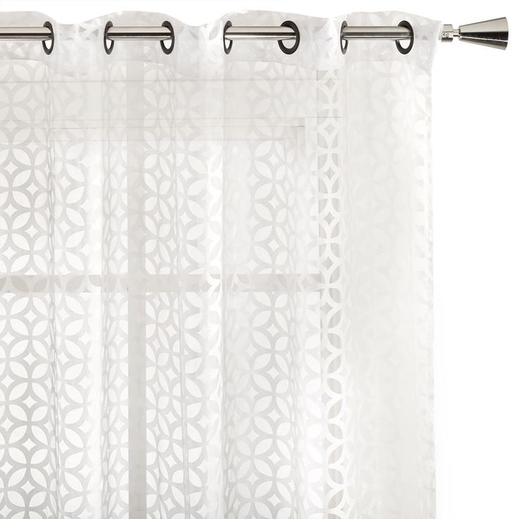 "Circo Collection - Sheer Curtain - Length 84""/Curtains/Windows/Kids/Kids & Baby|Bouclair.com"
