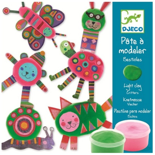 Djeco Critters | Clever Cloggs