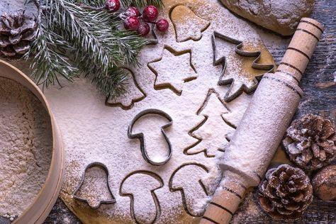 Χριστουγεννιάτικα μπισκότα | ION Sweets