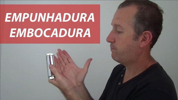 Como fazer uma empunhadura e embocadura perfeita