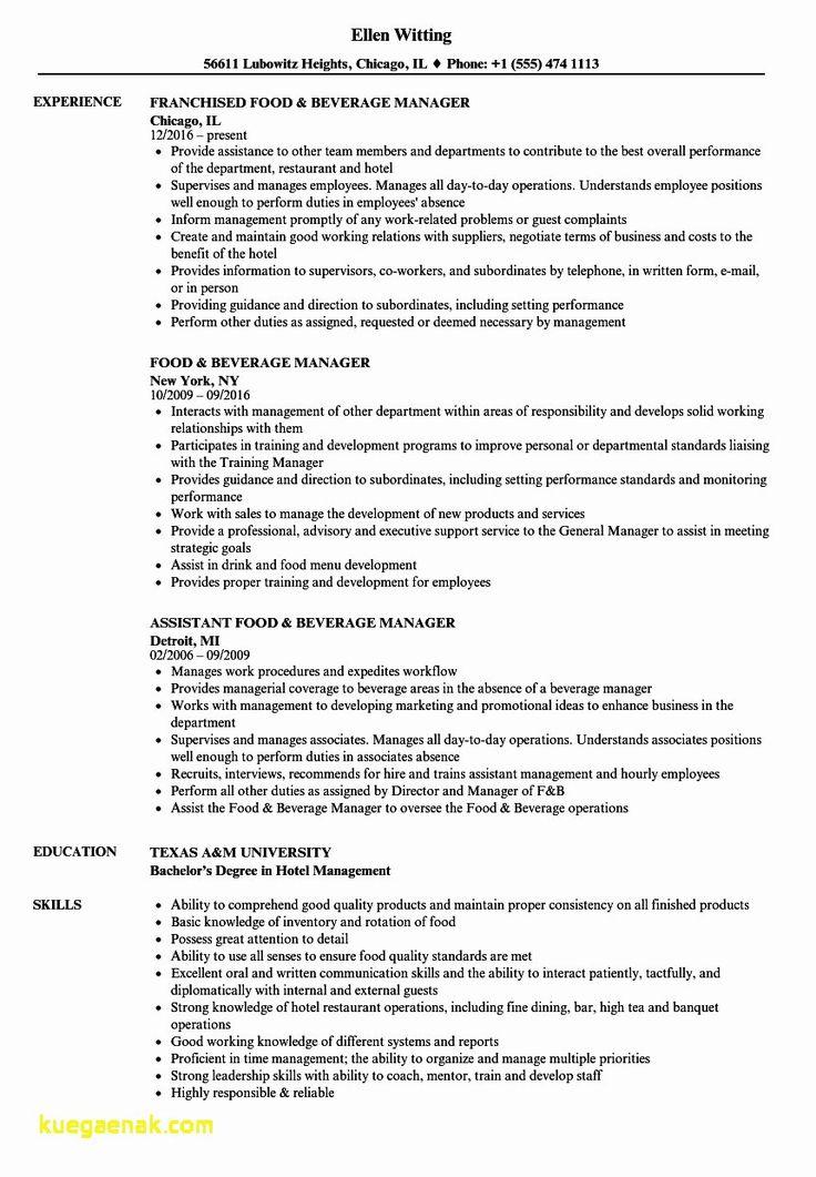 Busser job description resume best of fresh food and