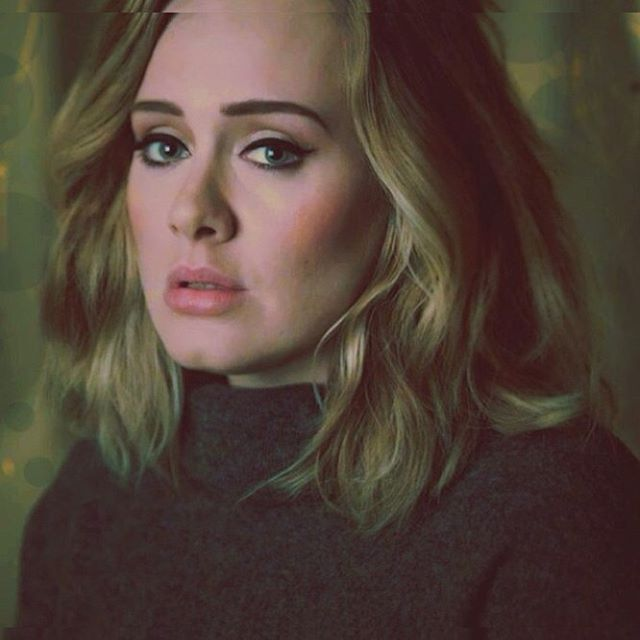 Adele.  She is perfect in every way.