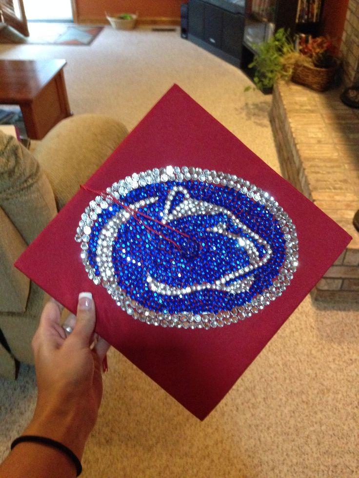 My graduation cap. # ClassOf2014 # psu18