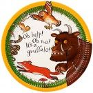Gruffalo Party Plate  : The Party Cupboard : Online Party Supplies Store Australia