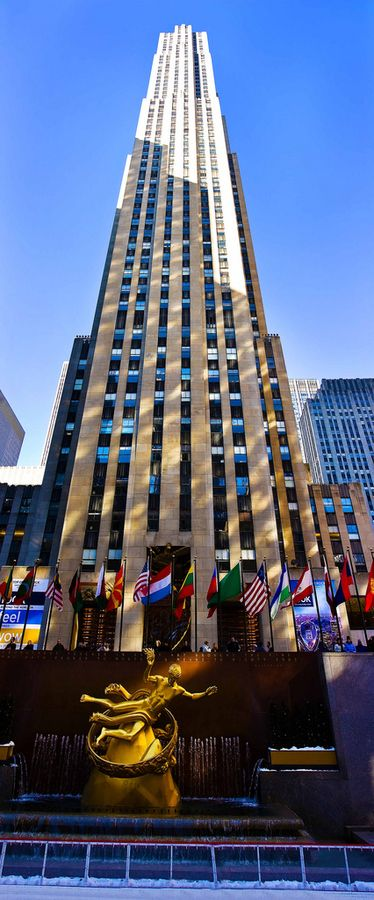 Rockefeller Center, New York City