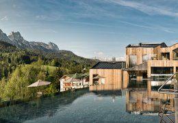 Ihr Wellnesshotel im Salzburger Land in Österreich - Naturhotel Forsthofgut