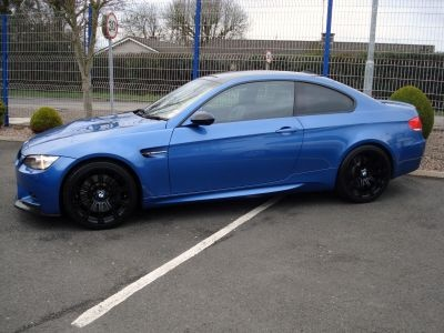 2010 BMW M3 Coupe Special Edition Monte Carlo 2dr DCT 2010