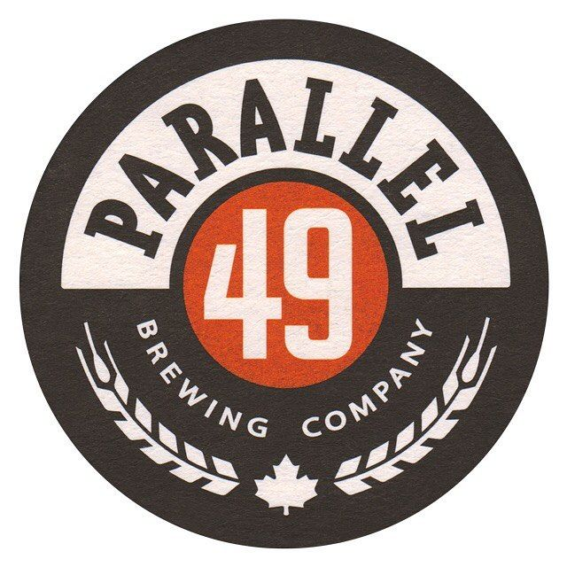 Parallel 49 Brewing  #parallel49 #parallel49brewing #canadianbeer #beer #graphicdesign