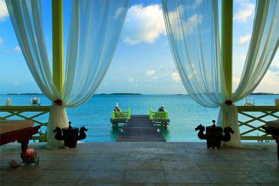 prettyFavorite Places, Dreams, Vacations Spots, Bahamas Honeymoons, Places I D, The Bahamas, Cay Resorts, Front Porches, Musha Cay