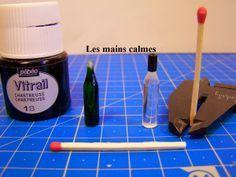 les mains calmes: Faire des bouteilles quand on a peur de couper du verre