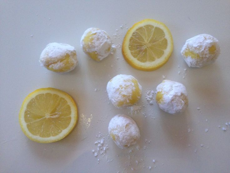 Lemon Truffles // onlyonesmallcookie.tumblr.com