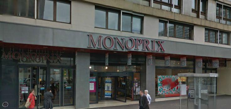 Monoprix montparnasse 31 rue du d part 75014 paris 01 43 for Gap 75014
