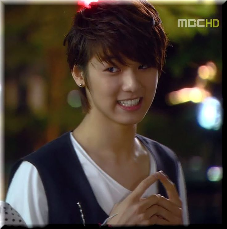 Kang Min Hyuk in Heartstrings. ^_^