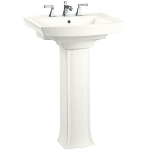 Archer Pedestal Sink : ... , Archer Bathroom, Small Bathrooms, Pedestal Sinks, Bathroom Sinks