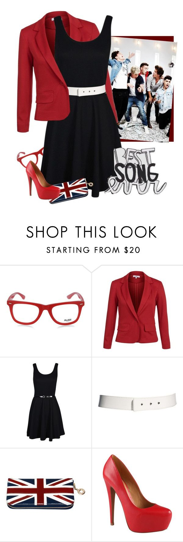 """Best Song Ever!!"" by annabelle-95 ❤ liked on Polyvore featuring Muse, Boohoo, ASOS, Aspinal of London and ALDO"