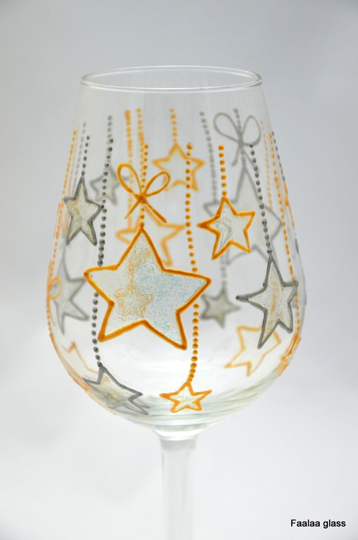 23 best wine glasses images on pinterest wine bottles for Hand painted drinking glasses