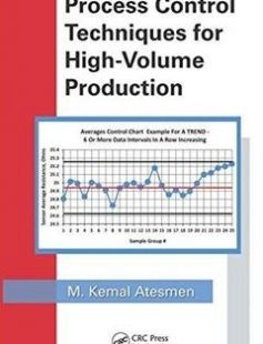 Process control techniques for high volume production free download by Atesmen M. Kemal ISBN: 9781498769112 with BooksBob. Fast and free eBooks download.  The post Process control techniques for high volume production Free Download appeared first on Booksbob.com.