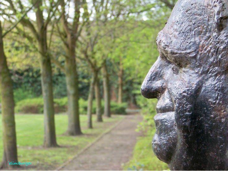 Stadspark beeld van Jo Hansen