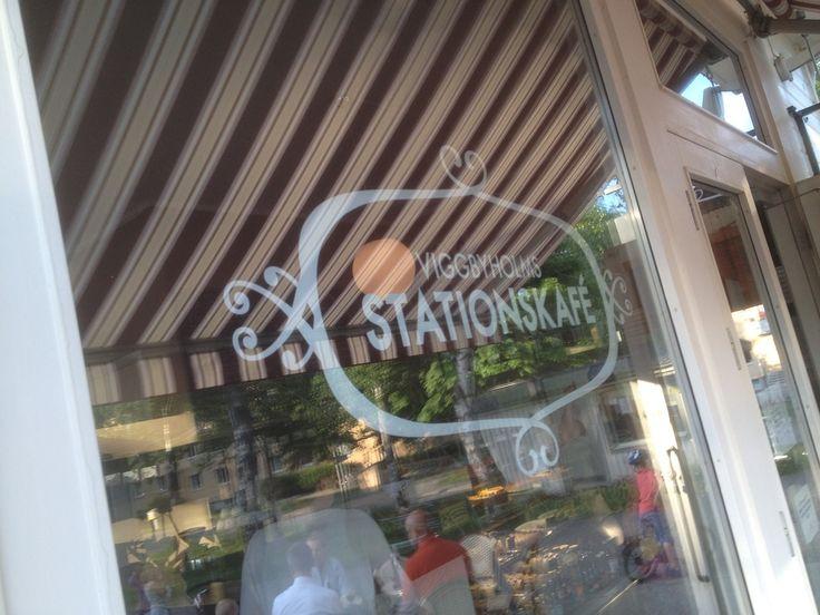 Viggbyholms Stationskafe