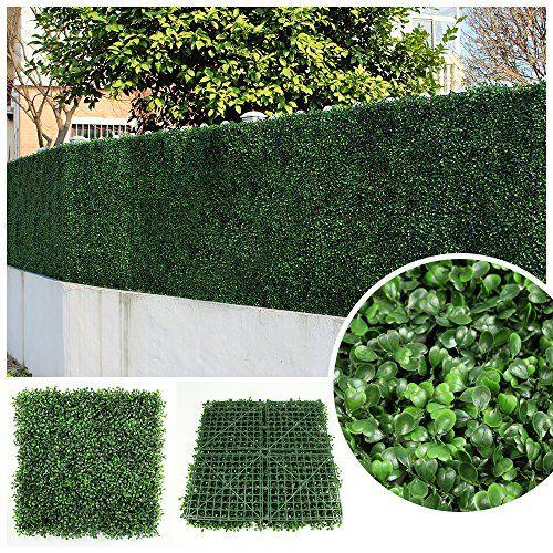 グリーンフェンス フェイクグリーン 人工植物マット 1.5sqm 上質 ベランダ 目隠し 壁掛け ガーデン フェン... https://www.amazon.co.jp/dp/B072MQ7SL3/ref=cm_sw_r_pi_dp_U_x_6fBBAbZ2925M3