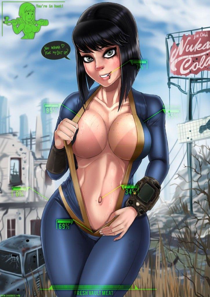 Fallout 4 vault girl porn