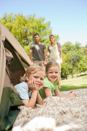 7 camping games that your kiddos are sure to love!