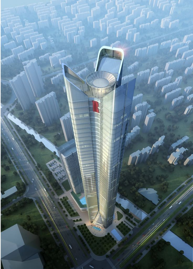 CHANGZHOU | Run Hua Global Center | 318m | 1043ft | 72 fl | On Hold - SkyscraperCity