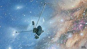 """CIENCIA (V., 13 Sep 2013 - NOTICIAS DE LAS MEJORES FUENTES)       NASA - """"La nave Voyager abandona el Sistema Solar"""" .. La nave espacial Voyager se convirtió este jueves en el primer objeto hecho por el ser humano en abandonar el Sistema Solar. .."""