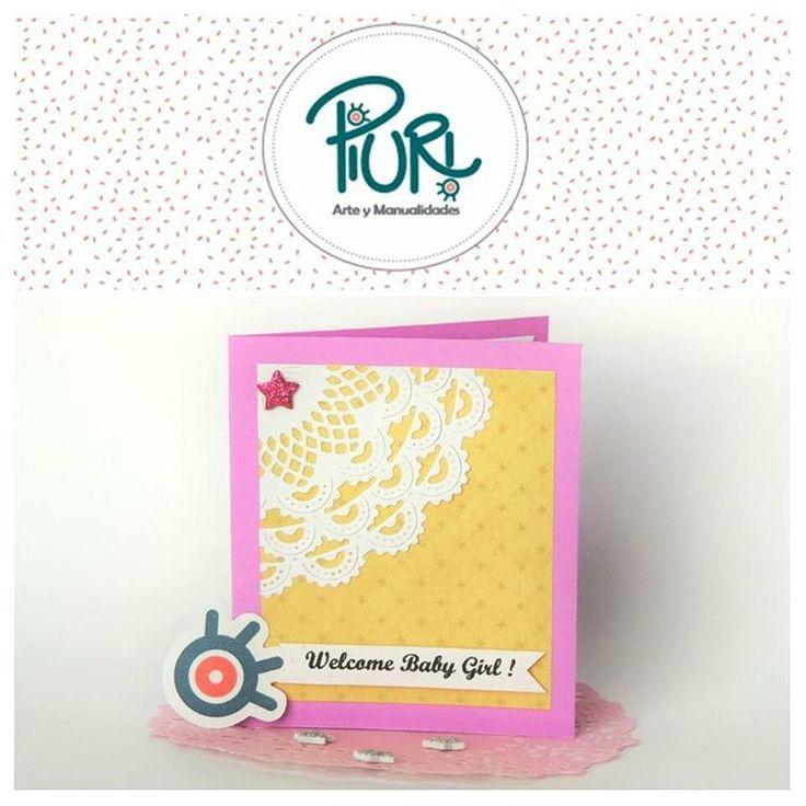 Tarjeta Piuri: Acompaña tus regalos con una linda tarjeta !