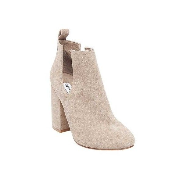 caa69f102c61 Women's Steve Madden Naomi Ankle Boot ($100) ❤ liked on Polyvore featuring  shoes,