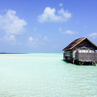 Cocoa Island in The Maldives Islands   16 Hotels That Are So Cool You'll Want To Stay Forever
