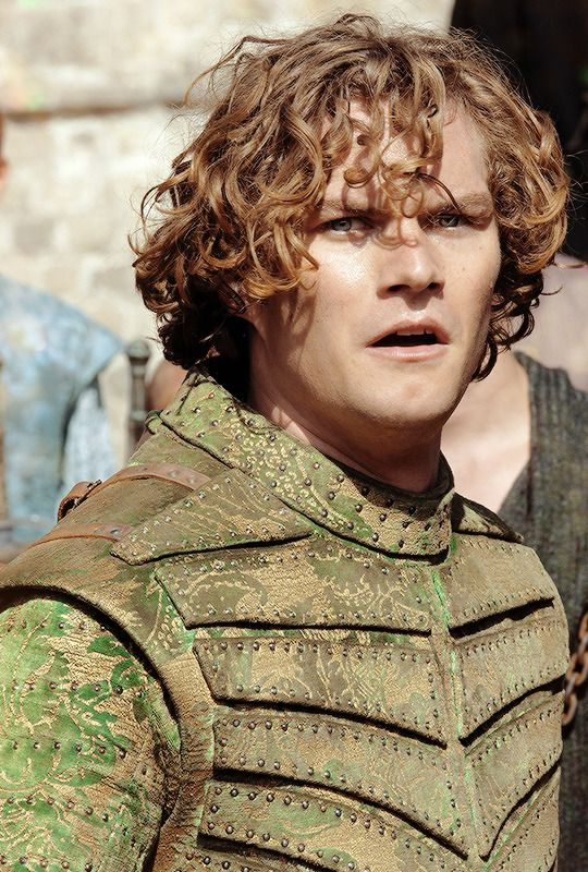 """stormbornvalkyrie: ♕ Loras Tyrell, Game of Thrones 5.04 """"Sons of the Harpy"""" {x}"""