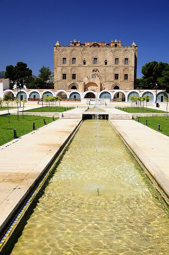 Zisa Castle of Palermo ~ Sicily, Italy  #palermo   #sicilia #sicily