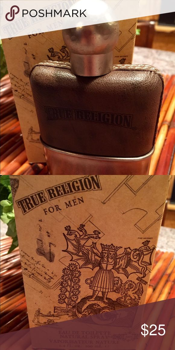 True Religion Men's Cologne True Religion Men's Cologne. Brand New with Box!!! Smells wonderful! True Religion Other