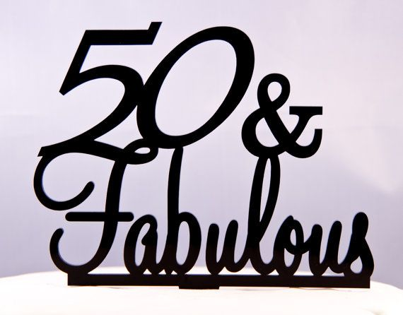 ... 50Th Bday, Birthday Cake Toppers, 50 Birthday Cake, 50Th Birthday Cake