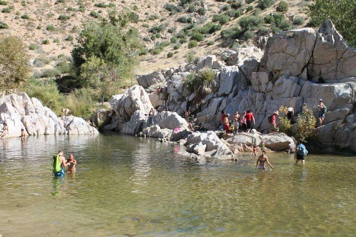 Deep Creek Hot Springs, Hesperia California | Ive Been ...